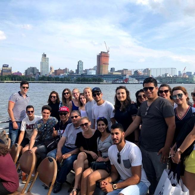 visite guidee en bateau de boston