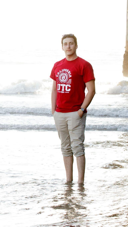 Kais Sbaa etudiant en architecutre universite tunis carthage en echange a los angeles