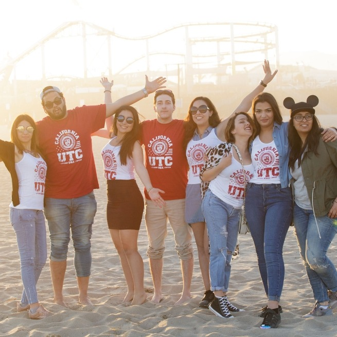 UTC Tunisia Students exchange program in Los Angeles