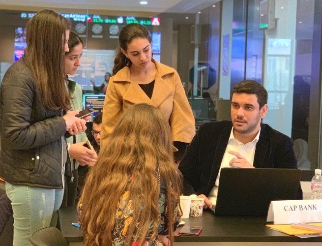 Alumni Moez BelhassineCap Bank