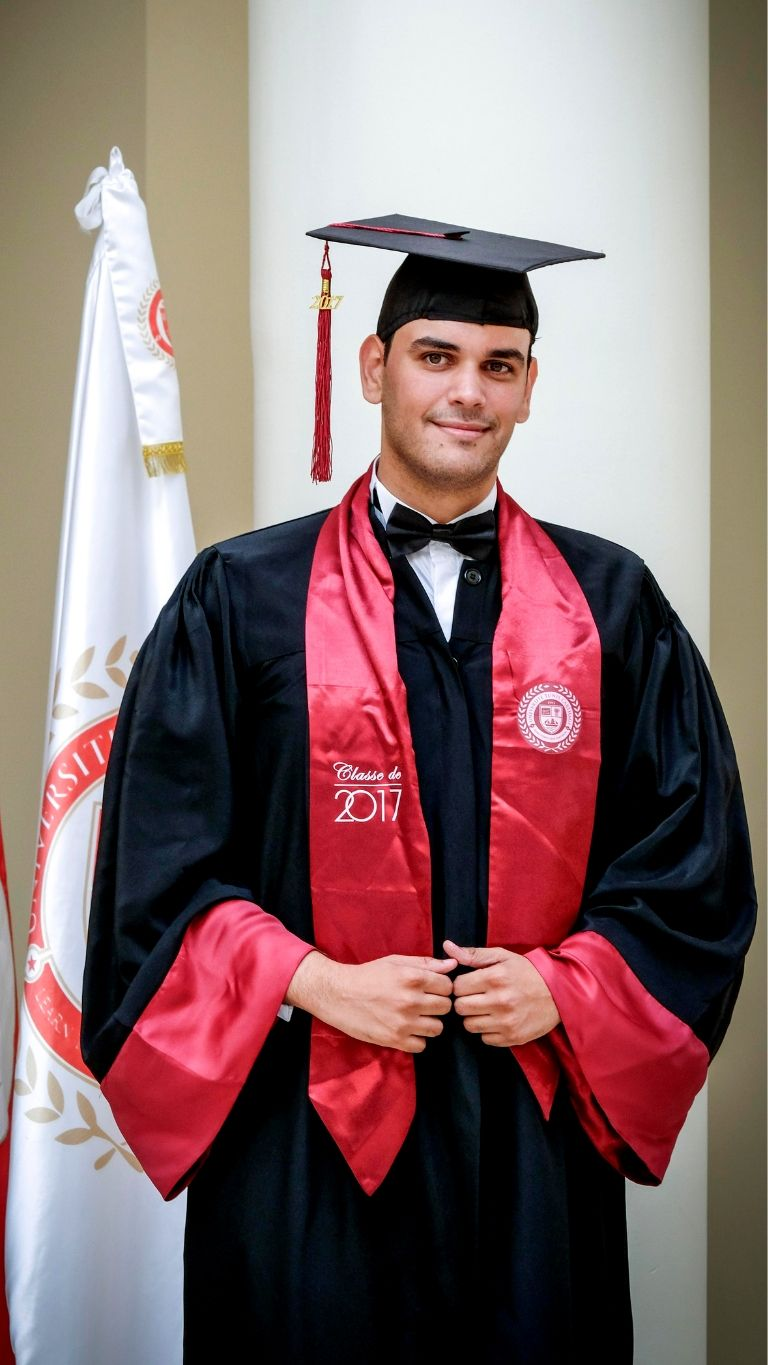 Belhassine Moez ancien etudiant utc universite tunis carthage tunisie