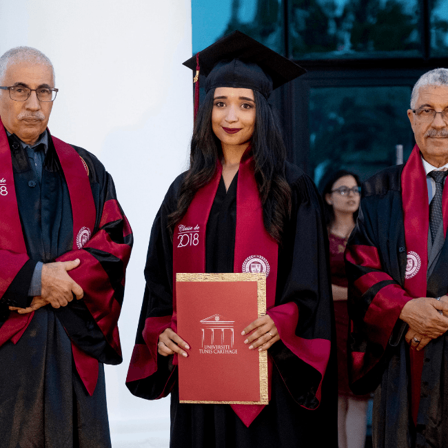 remise diplome universite tunisie