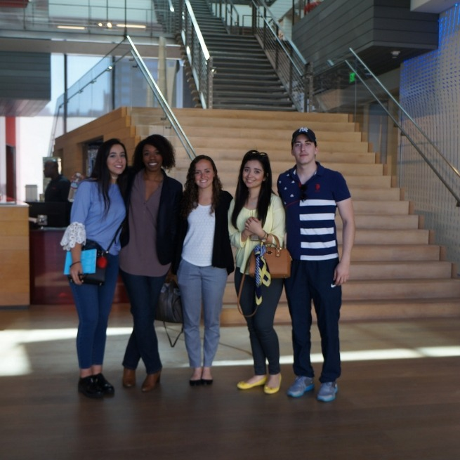 Students-of-lUTC-visit-Gensler-Architecture-to-Los-Angeles