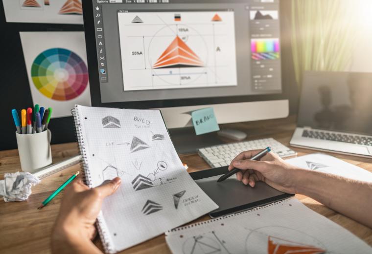 UTC Graphic Designer Internship