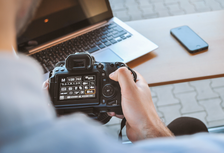 UTC Photographer Internship