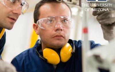 University of Arizona Master of Science Mechanical Engineering at UTC Tunisia