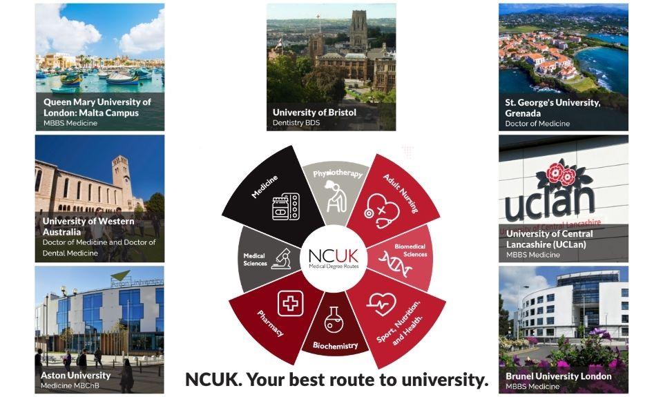 NCUK Medicine and Health Science foundation Year at UTC Tunisia